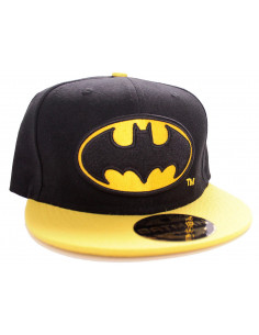 Batman Cap DC Comics - Basic logo Black