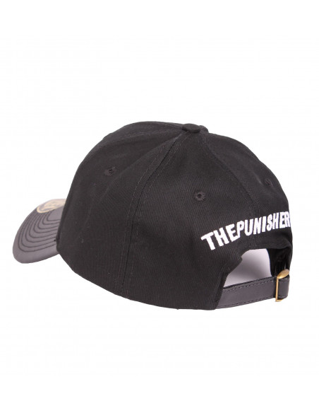 The Punisher Marvel Cap - Baseball Logo