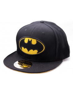 Casquette snapback Batman - Black Logo - Legend Icon