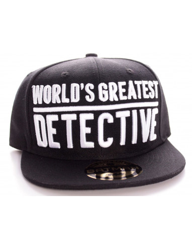 Casquette Snapback Batman - World's Greatest Detective - Legend Icon