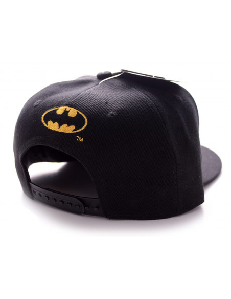 Batman Cap DC Comics - World's Greatest Detective