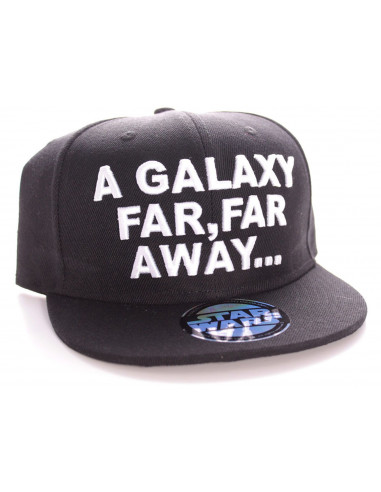 Casquette Snapback Star Wars - A Galaxy Far, Far Away - Legend Icon