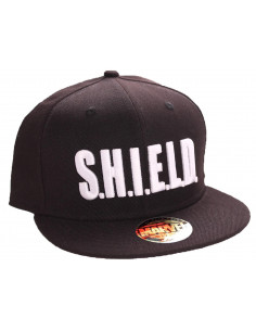 The Shield Cap Marvel - The S.H.I.E.L.D logo