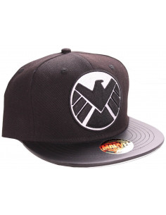 SHIELD Marvel Cap - S.H.I.E.L.D. Logo