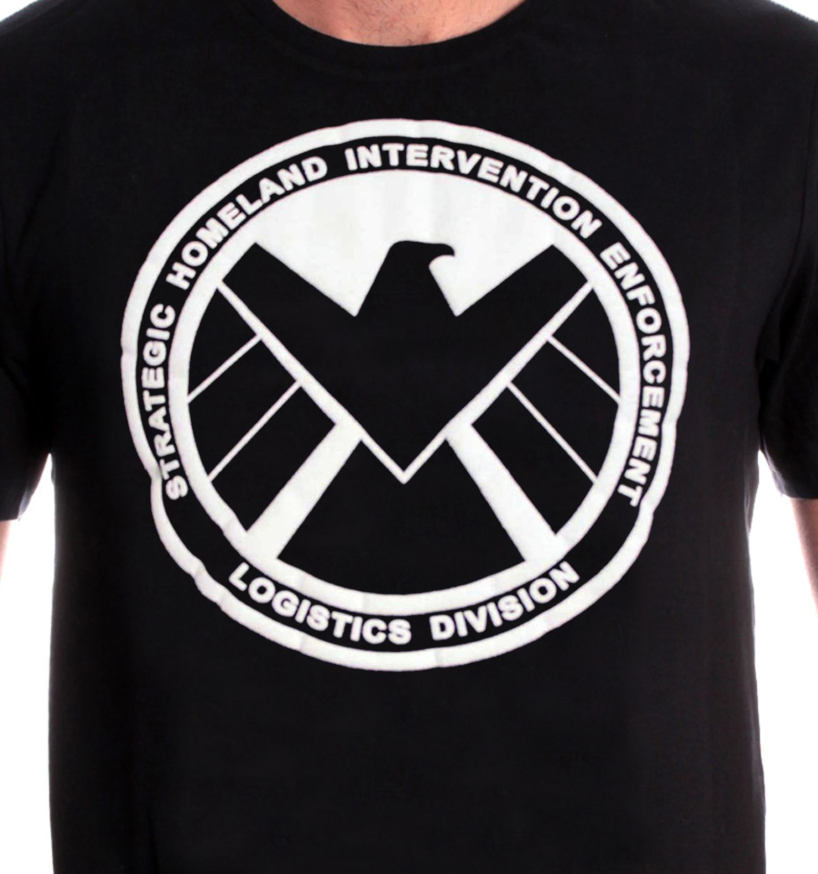 T Shirt Shield Marvel Shield Logo