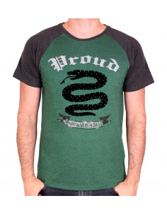 Tshirt Harry Potter - Slytherin Proud