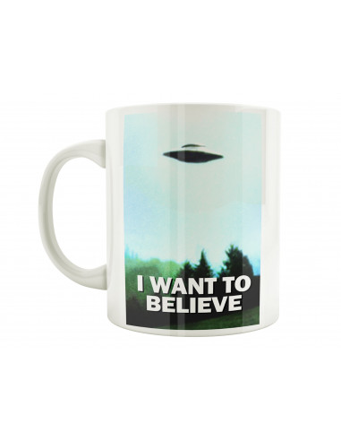 Mug - I want to believe