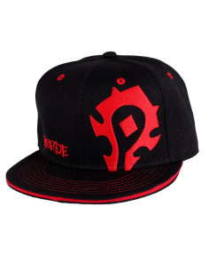 Casquette World of Warcraft - Horde Logo