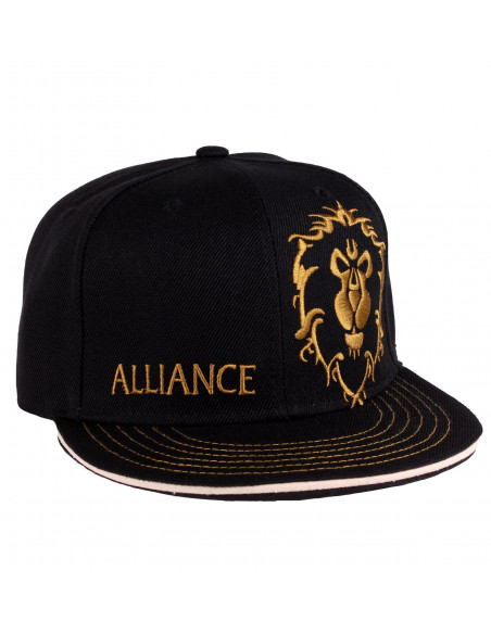 Casquette World of Warcraft - Alliance Logo