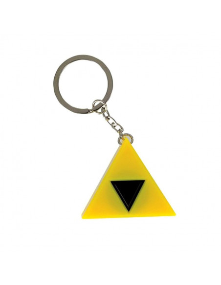 Porte Clef Zelda - Triforce Led Keyring