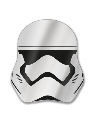 Star Wars - Stormtrooper Miroir - Multicolore