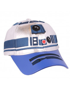 Star Wars VIII Cap - R2D2