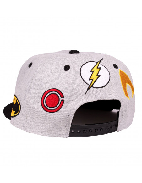 Casquette Justice League DC Comics - Patch